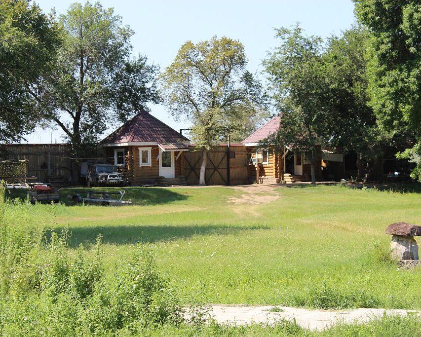 База отдыха в Астрахани